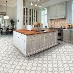 Linoleum Really liking this flooring!