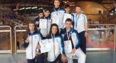 A Selección Galega de taekwondo tráese 6 preseas do Open de Luxemburgo