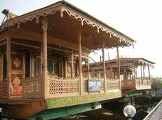 Srinagar House boat Pictures - Google Search