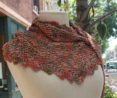 crochet Shawlini pattern