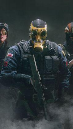 Rainbow Six® Siege Trailers Wallpapers Ubisoft® US
