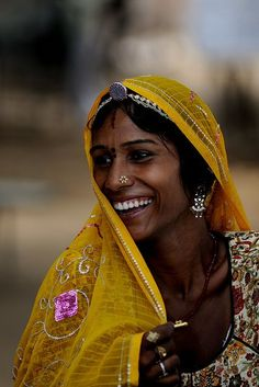 #people #humanity India - Rajasthan, by M Majakovskij