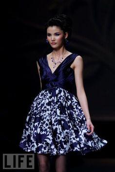 Chinese Fashion Week 2012