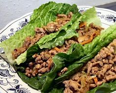 low carb meal... lettuce tacos made with turkey. Add veggies & avacado instead of sour cream.