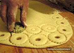 NapadyNavody.sk | Fantastické Mrázikové kolieska Biscotti, Rum, Cookies, Erika, Food, Crack Crackers, Biscuits, Essen, Meals
