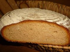 Dunkles Buttermilch-Brot