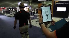 Xsens & Partners Day 3 at Siggraph 2015