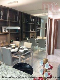 Apartamento 2 Quartos para Venda, Belém / PA, bairro Coqueiro, 2 dormitórios, 1 banheiro, 1 garagem
