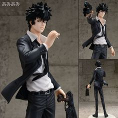 AmiAmi [Character & Hobby Shop] | G.E.M. Series - Psycho-Pass: Shinya Kogami Complete Figure(Released)