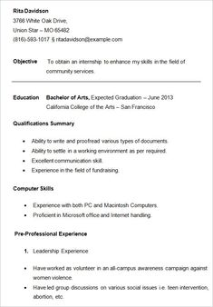 Skills For College Resume Inspiration Highlighting Skills  Resume Skills And Sample Resume