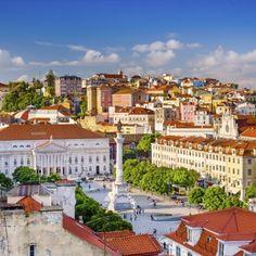 Verbringe deinen Citytrip im Herzen Lissabons - 3 bis 4 Tage ab 139 €   Urlaubsheld