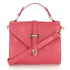 Pink mini bag by Oasis