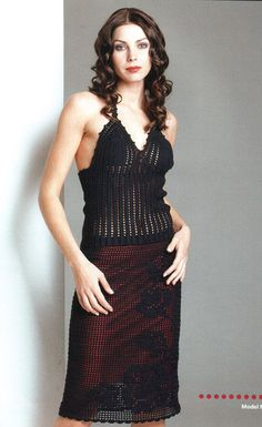 Elegant top and skirt by marifu6a on Etsy, $700.00