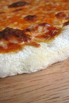 Sourdough Pizza for #SundaySupper by @Chris Keenan