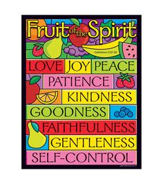Fruit of the Spirit Lessons presented with a caterpillar puppet named Squirmy including: Bible verse memory chart, Bible verse cards, bulletin board displays, and lots of Bible crafts and Bible games to reinforce the lessons. Sunday School Games, Sunday School Lessons, School Fun, Creative Teaching Press, Teaching Kids, Kids Learning, Bible Games, Bible Activities, Preschool Bible Lessons