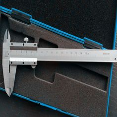39.90$  Buy here - 0-150mm/0.01mm Stainless Steel Vernier Calipers of Precision measuring tools  #magazine