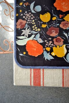 DIY Project Ideas for Oilcloth & Laminated Cotton   Apartment Therapy