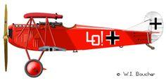 Fokker D.VII - 1918 ~ BFD