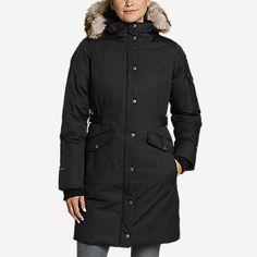Enjoy exclusive for Eddie Bauer Women's Superior Stadium Coat online - Toplikestylish Coats For Women, Clothes For Women, Duffle Coat, Womens Parka, Down Parka, Outerwear Women, Eddie Bauer, Jacket Style, Hair Styles