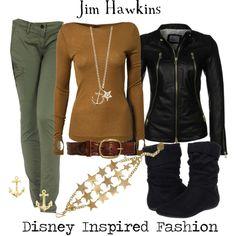 """Jim Hawkins - from Disney's Treasure Planet"" by elliekayba on Polyvore"