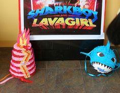 """Photo 1 of Sharkboy & Lavagirl / Birthday """"Gabb & Gilianne S Birthday Party"""" 4th Birthday Parties, 5th Birthday, Birthday Ideas, Sharkboy And Lavagirl, Shark Party, Girl Themes, Spirit Halloween, Birthdays, Brooklyn"""