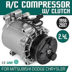 For Chevy Cavalier 1995 1996 1997 1998 1999 2000 AC Compressor w// A//C Drier DAC