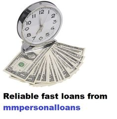 Reliable fast loans from mmpersonal loans. Get one now, give the money back when your next paycheck arrives http://www.mmpersonalloans.com/fast-loans/