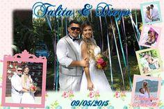 Embrafoto Foto Lembrança: Foto Lembrança no Campo - Casamento Retrô Talita &...