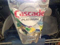 #sponsored Cascade Platinum Giveaway hurry! http://glamamamasgoodies.blogspot.com/2013/06/sponsored-myplatinum-giveaway-news-is.html