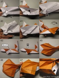 Origami for Everyone – From Beginner to Advanced – DIY Fan Origami Mouse, Origami Yoda, Origami Star Box, 3d Origami, Origami Stars, Origami Easy, Dollar Origami, Origami Models, Origami Bookmark
