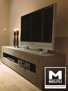 Molitli Interieurmakers TV meubel 2