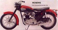 Triumph bonneville swap buy or sell Plus History
