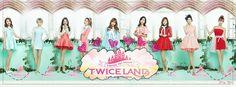Capa para facebook Twiceland