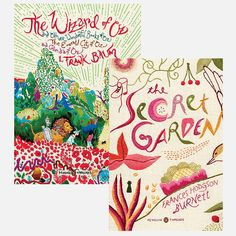 embroidered book covers #YES  @Abigail Arkley