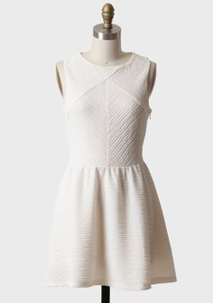 White Rose Textured Dress from Ruche. #weddingdress #whitedress #weddingstyle