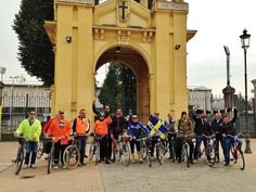 25 Ottobre: prima trasferta sostenibile Parma-Brescello in bicicletta, da stadio a stadio per cantare Forza Parma Calcio 1913!