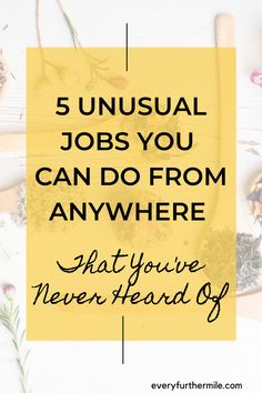 5 Creative Remote Jobs: These are some great creative travel job ideas! Want to be able to make money and work while you travel? These are great remote jobs or work home home jobs too. Check out these unique and interesting jobs! Travel Jobs, Work Travel, Way To Make Money, Make Money Online, Interesting Jobs, Teaching Overseas, Creative Jobs, Get More Followers, Pinterest For Business