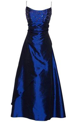 Love this! Beaded Taffeta Prom Dress Bridesmaid $39.99