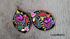 LujzaMarko / Gypsy náušnice
