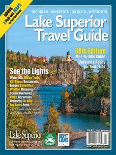 Maps – Lake Superior Circle Tour