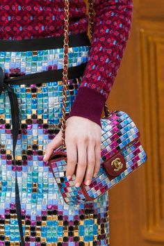 Chanel Fall 2015 - Paris Fashion Week