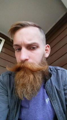 Hair cut and beard trim