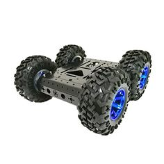 4WD Smart Robot Car Chassis with High Hardness of Steel f... https://www.amazon.com/dp/B076SP2JX4/ref=cm_sw_r_pi_dp_x_IiUaAb7YP7N66