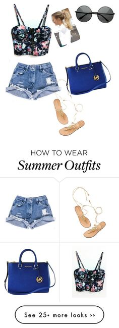 """Summer outfit"" by fashionstitch on Polyvore"
