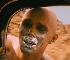 Charlize Theron, Max Makeup, Tom Hardy Mad Max, Imperator Furiosa, Ghost Movies, The Road Warriors, Warrior Costume, Mad Max Fury Road, Jamie Campbell Bower