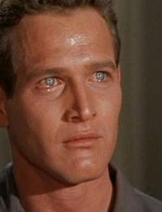 Paul Newman, Cat on a Hot Tin Roof.