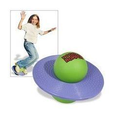 Rocked the Pogo Ball
