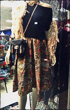 Skirt glamouros