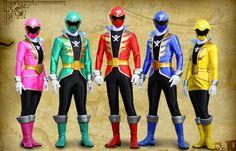 Super Sentai Gokaiger