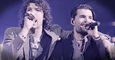 For King and Country singing Priceless